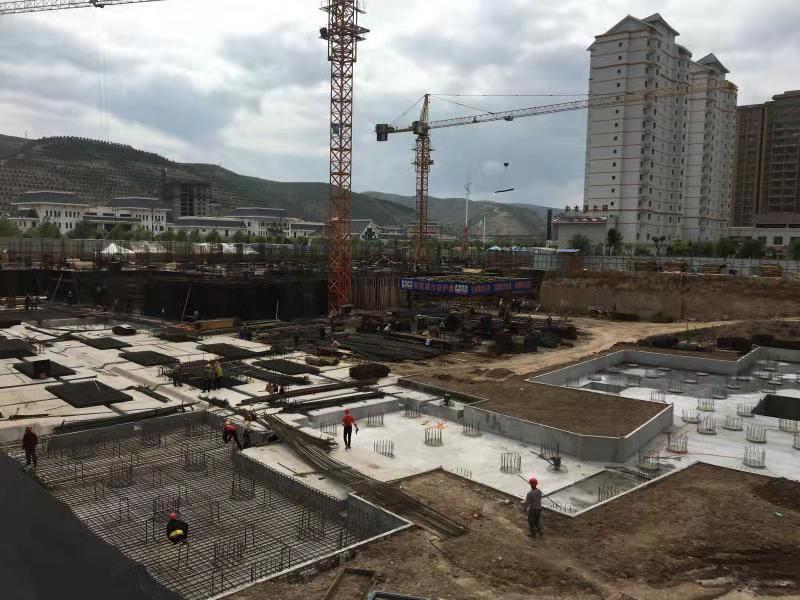 甘肃金城城建颐园水景项目4
